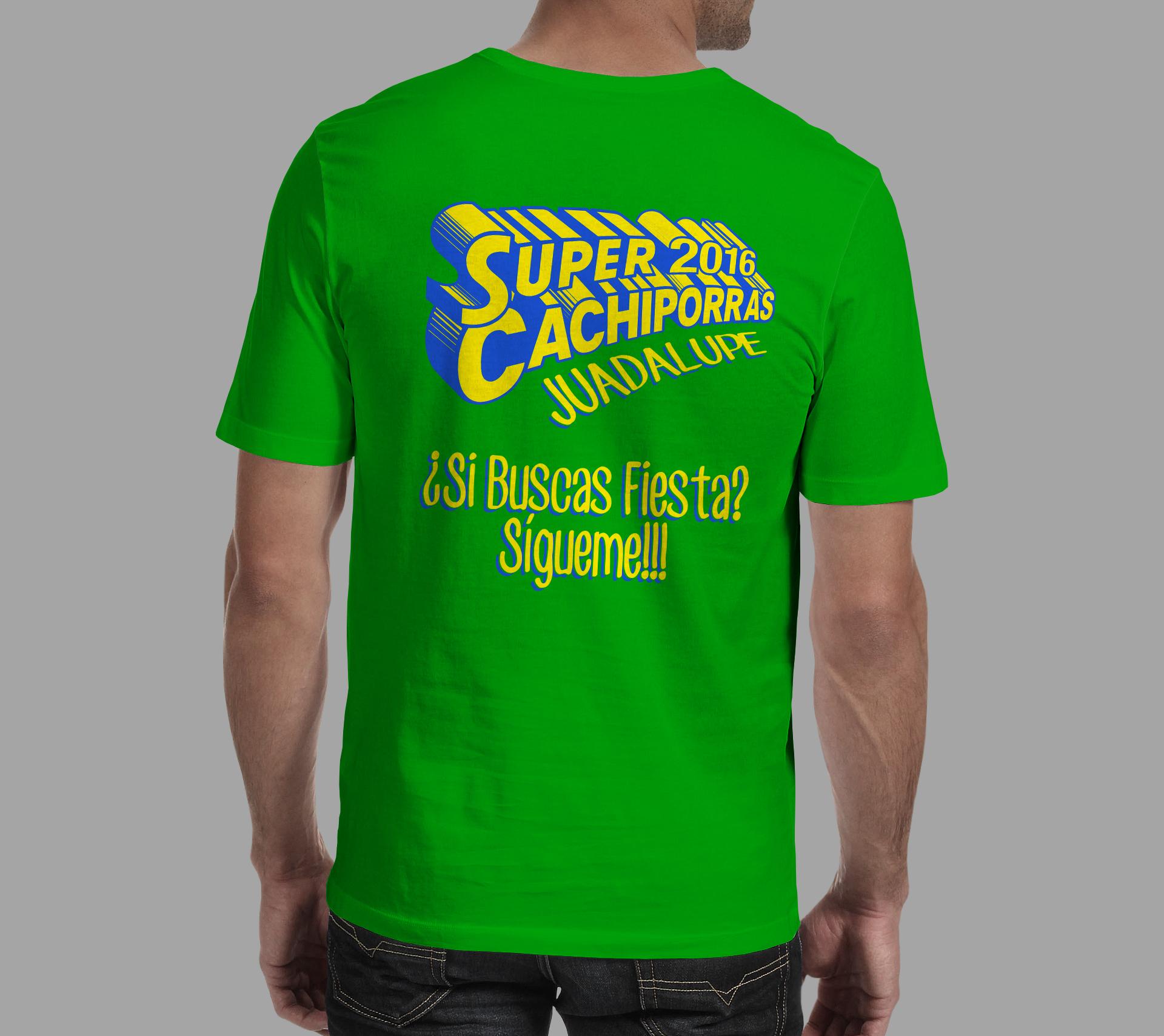 Supercachiporras Back